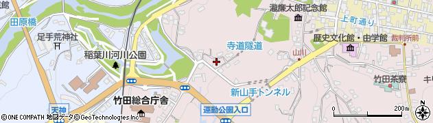 大分県竹田市竹田1655周辺の地図