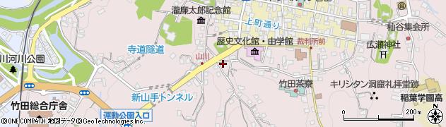 大分県竹田市竹田2240周辺の地図