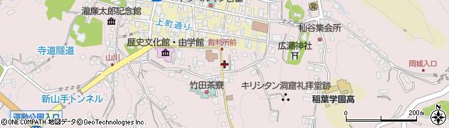 大分県竹田市竹田2062周辺の地図