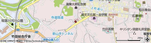 大分県竹田市竹田2133周辺の地図