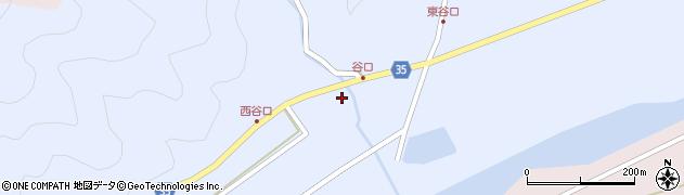大分県佐伯市弥生大字山梨子818周辺の地図