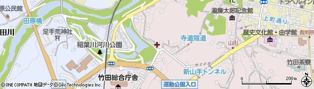 大分県竹田市竹田1669周辺の地図