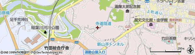 大分県竹田市竹田1647周辺の地図