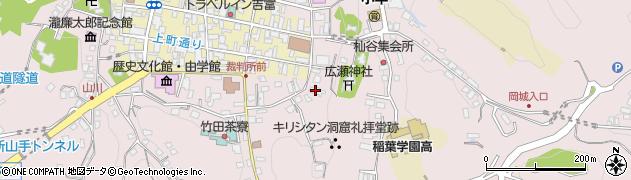 大分県竹田市竹田2025周辺の地図