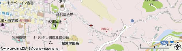 大分県竹田市竹田2601周辺の地図