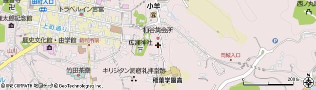 大分県竹田市竹田2504周辺の地図