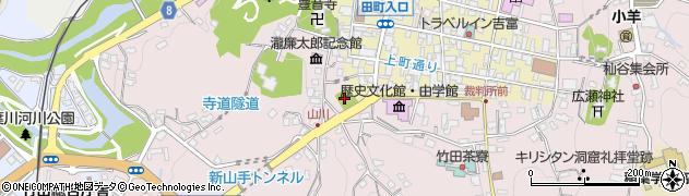 大分県竹田市竹田2100周辺の地図