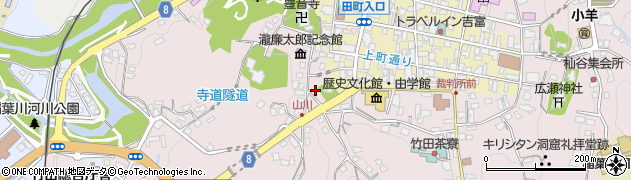 大分県竹田市竹田2102周辺の地図