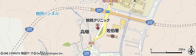 大分県佐伯市鶴望2737周辺の地図