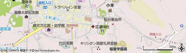 大分県竹田市竹田2026周辺の地図