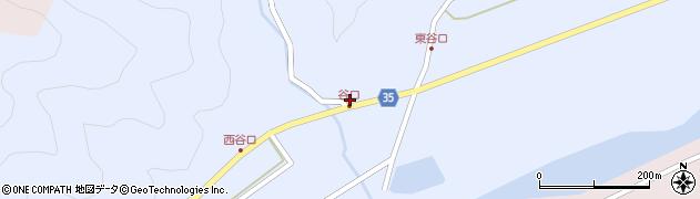 大分県佐伯市弥生大字山梨子966周辺の地図