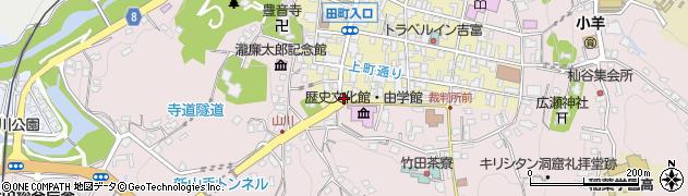 大分県竹田市竹田町407周辺の地図