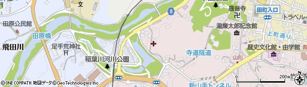 大分県竹田市竹田1679周辺の地図