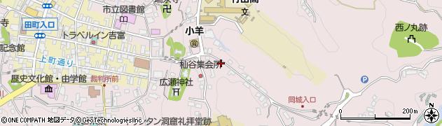 大分県竹田市竹田2572周辺の地図