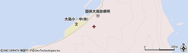 大分県佐伯市鶴見大字大島762周辺の地図