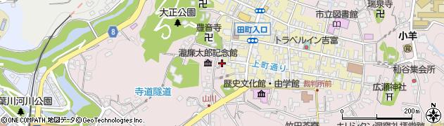 大分県竹田市竹田2111周辺の地図
