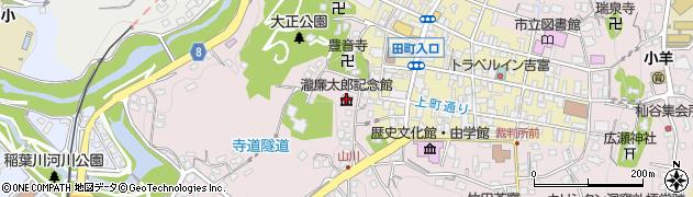 大分県竹田市竹田2120周辺の地図