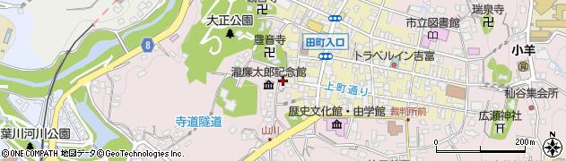 大分県竹田市竹田2113周辺の地図