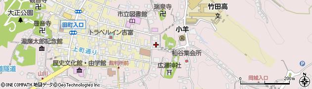 大分県竹田市竹田2001周辺の地図