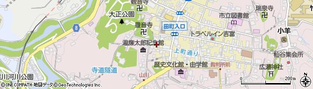 大分県竹田市竹田町469周辺の地図