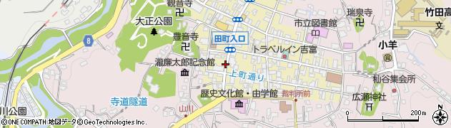 大分県竹田市竹田町425周辺の地図