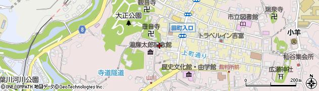 大分県竹田市竹田町472周辺の地図