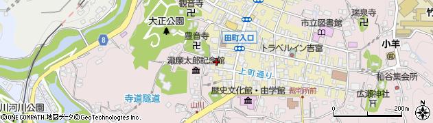 大分県竹田市竹田町470周辺の地図