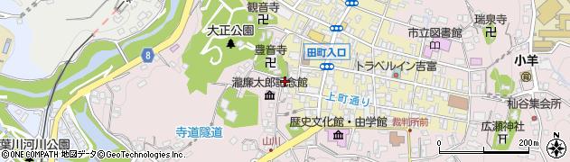 大分県竹田市竹田町473周辺の地図
