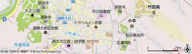 大分県竹田市竹田町149周辺の地図