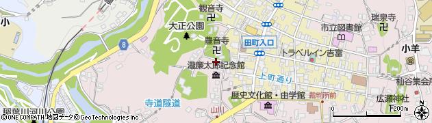 大分県竹田市竹田2115周辺の地図