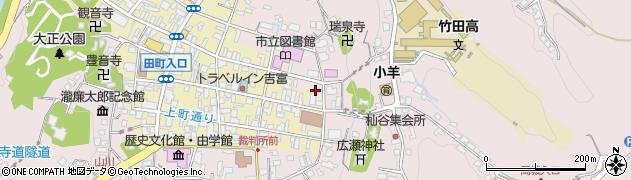 大分県竹田市竹田1999周辺の地図