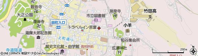 大分県竹田市竹田1995周辺の地図
