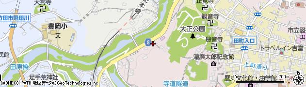 大分県竹田市竹田1727周辺の地図