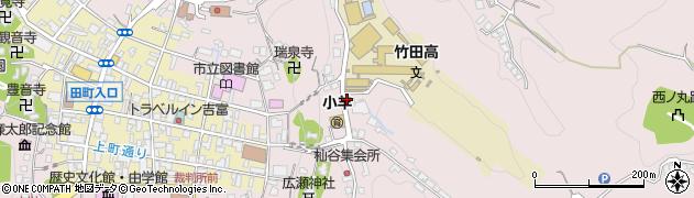 大分県竹田市竹田2647周辺の地図