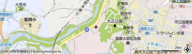 大分県竹田市竹田1735周辺の地図