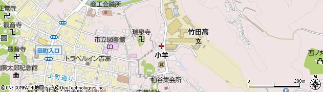 大分県竹田市竹田2630周辺の地図