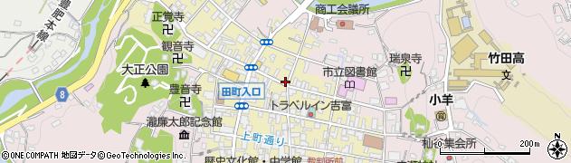 大分県竹田市竹田町289周辺の地図