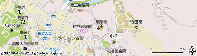 大分県竹田市竹田1968周辺の地図