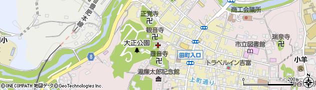 大分県竹田市竹田1780周辺の地図