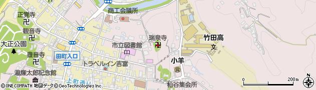 大分県竹田市竹田1942周辺の地図