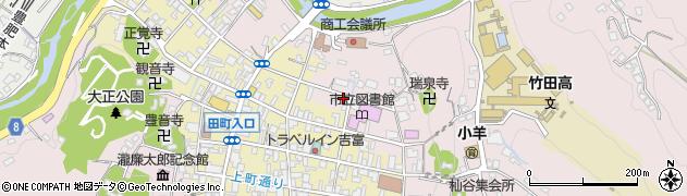 大分県竹田市竹田1972周辺の地図