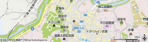 大分県竹田市竹田町503周辺の地図