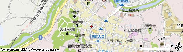 大分県竹田市竹田町504周辺の地図