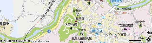 大分県竹田市竹田1773周辺の地図
