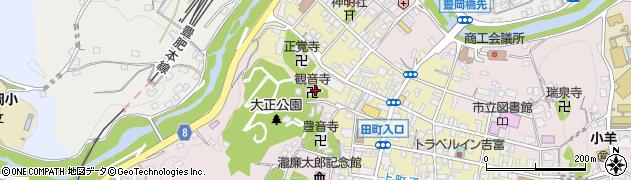 大分県竹田市竹田1782周辺の地図