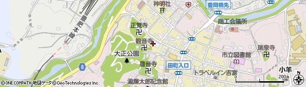 大分県竹田市竹田町1788周辺の地図