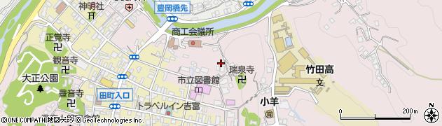 大分県竹田市竹田1954-1周辺の地図