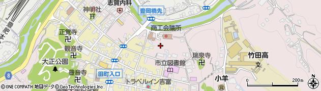大分県竹田市竹田1965周辺の地図