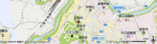 大分県竹田市竹田町1802周辺の地図