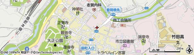 大分県竹田市竹田1901周辺の地図